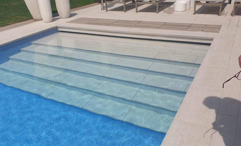 Construcción de piscinas de hormigón en Asturias