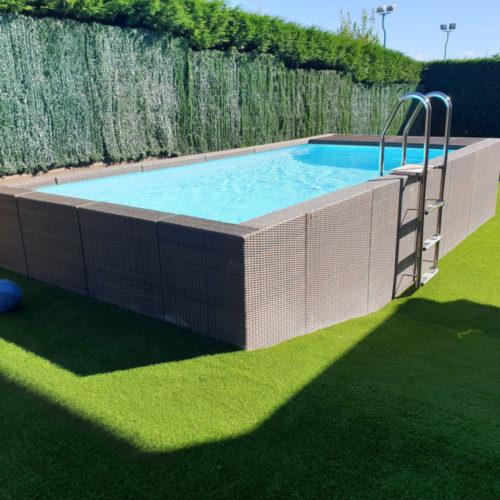 Venta de piscinas Asturias